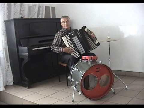 Tadeusz Kopaniarz akordeonista - YouTube