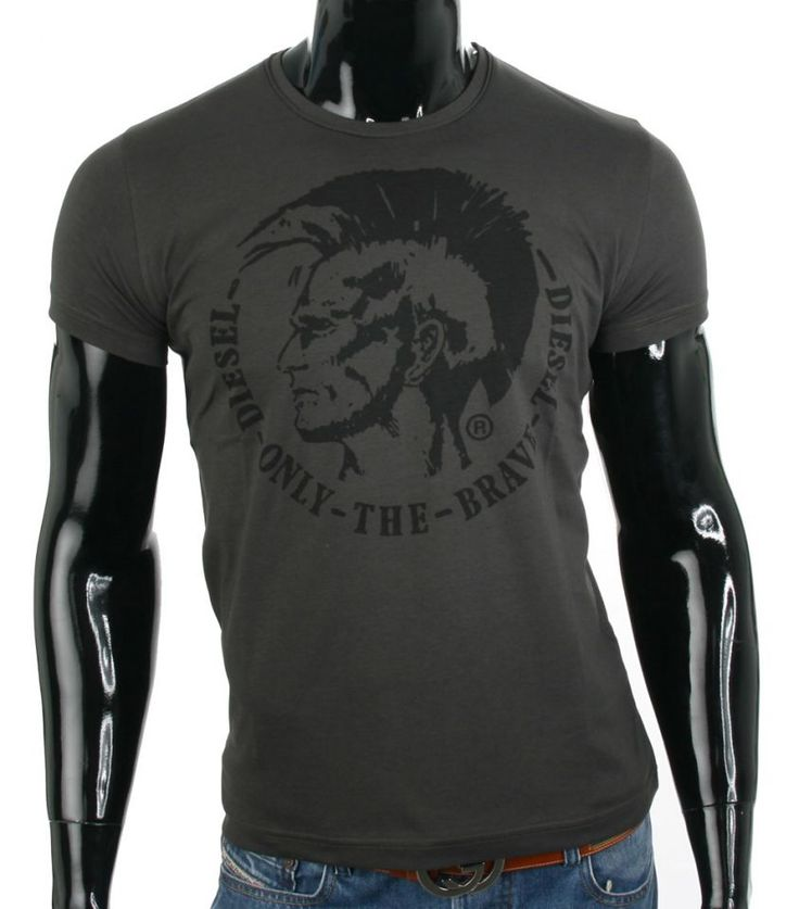 Diesel tričko   Freeport Fashion Outlet