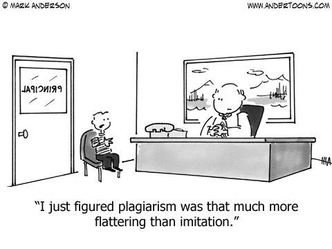Cartoons Only a Teacher-Librarian Would Love!
