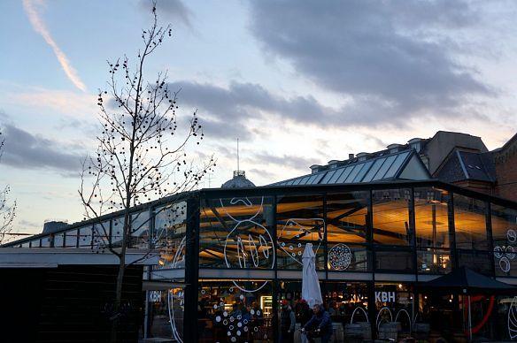 Torvehallerne in Copenhagen