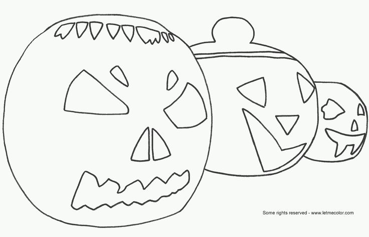 40 Best Halloween Coloring Pages Images On Pinterest