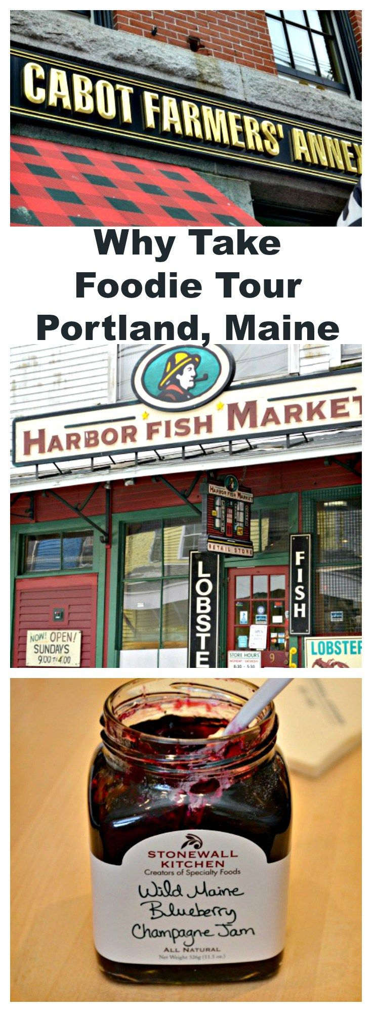 #Why Take Foodie Tour Portland, Maine - If you have never been on a Foodie Tour and you love food, you are missing out! Learn what and where the locals eat by taking the #Foodie #Tour #Portland, #Maine. #tourism #vacation