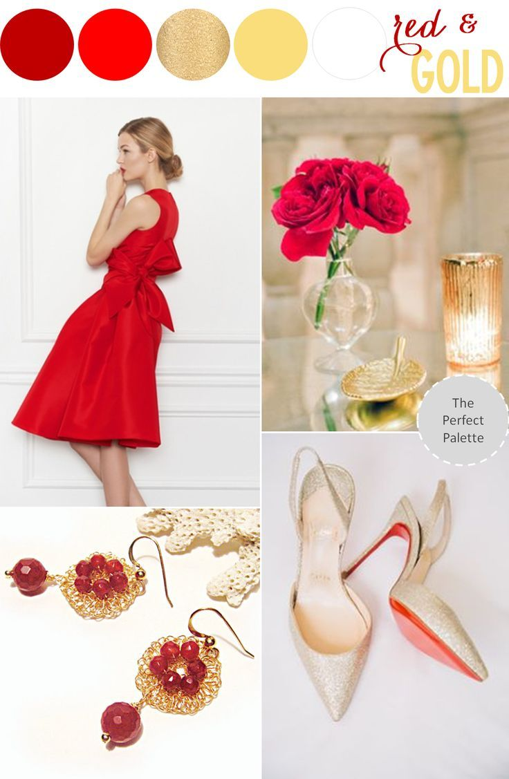 Image result for wedding colour schemes red rustic summer
