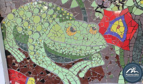 Inauguración de Mosaicos Fachada Municipal | Municipalidad de Puente Alto | Flickr