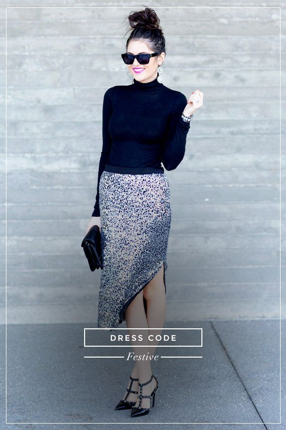 What Every Single Dress Code Really Means: A Complete Guide | Festive @stylecaster