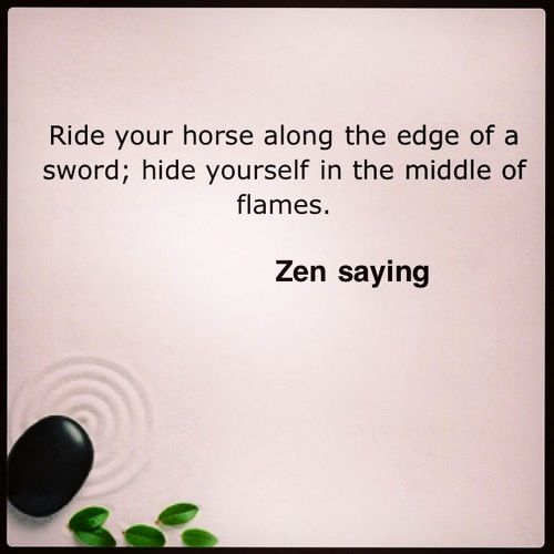 zen quotes on balance - photo #12