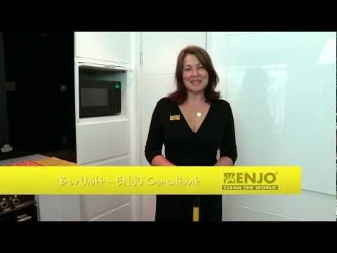 Floor System Demo. See how easy it is to clean your floors with ENJO!
