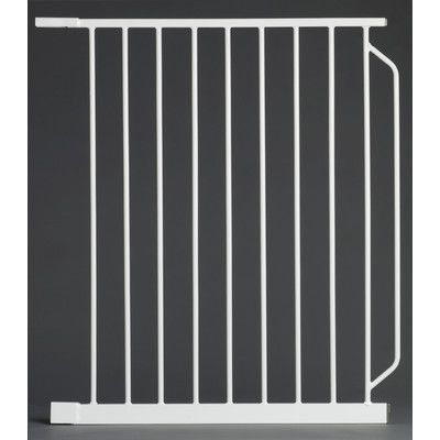"Carlson Pet Pet Gate Extension for 0930PW Extra Wide Pet Gate Size: 30"" H x 24"" W"