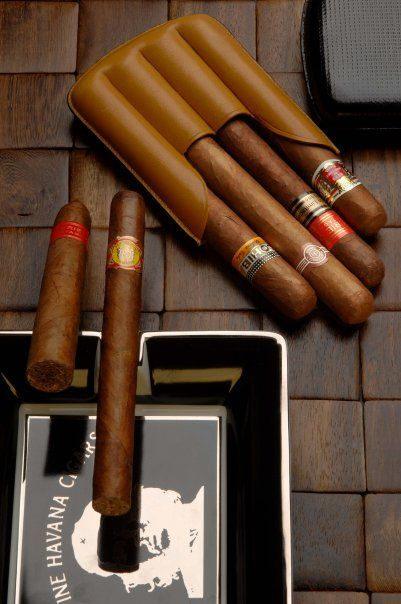 cigars /styling for status magazine