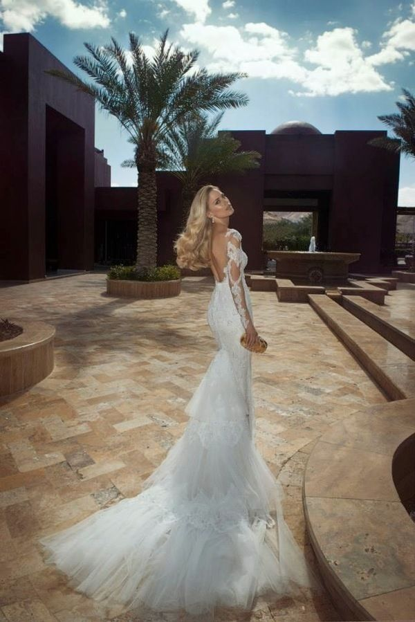 Fashion style mag dresses for wedding