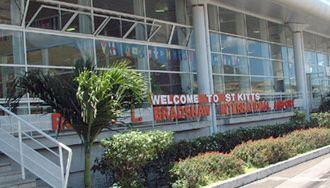 Robert L. Bradshaw International Airport in St. Kitts | stkittstourism.kn