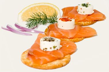 Cold Smoked Salmon from J. Willy Krauch & Sons Ltd.    www.willykrauch.com