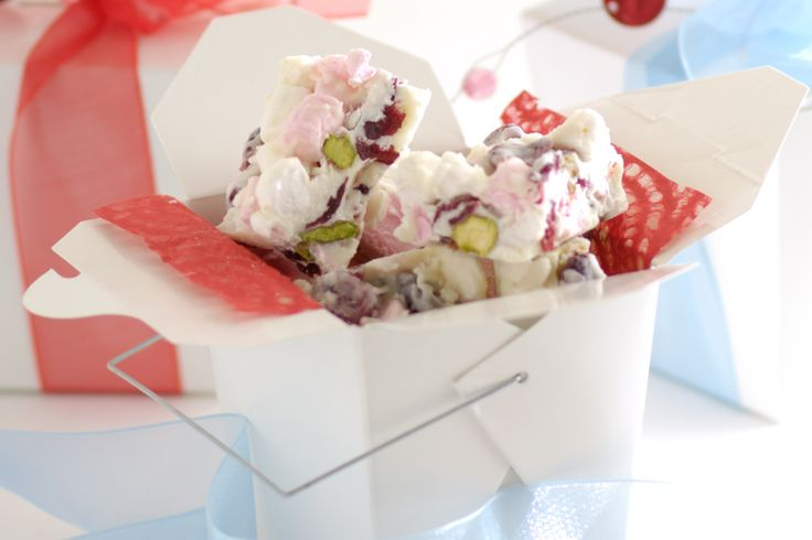 Treat your kids - and yourself - to this very more-ish rocky road.