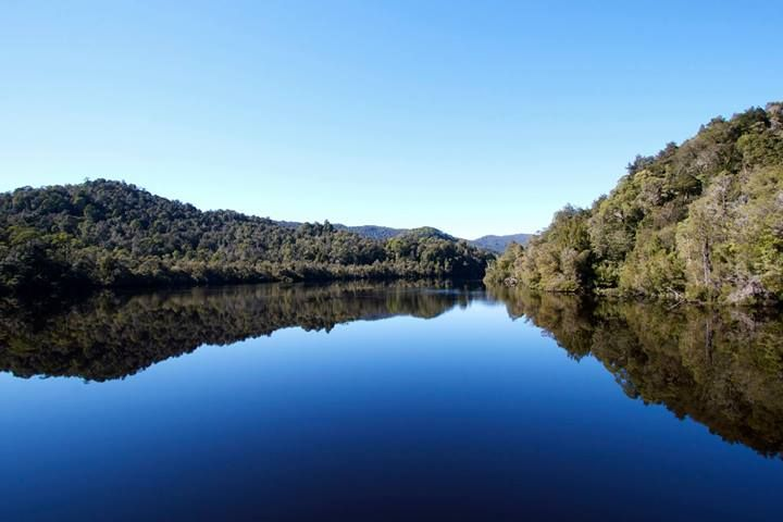 Reflections of the Gordon River