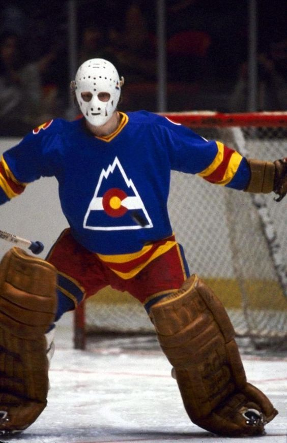 Hardy Astrom Colorado Rockies The Worst Goalie In Nhl