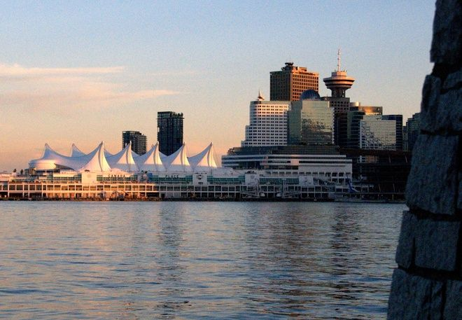 The beauty of Vancouver