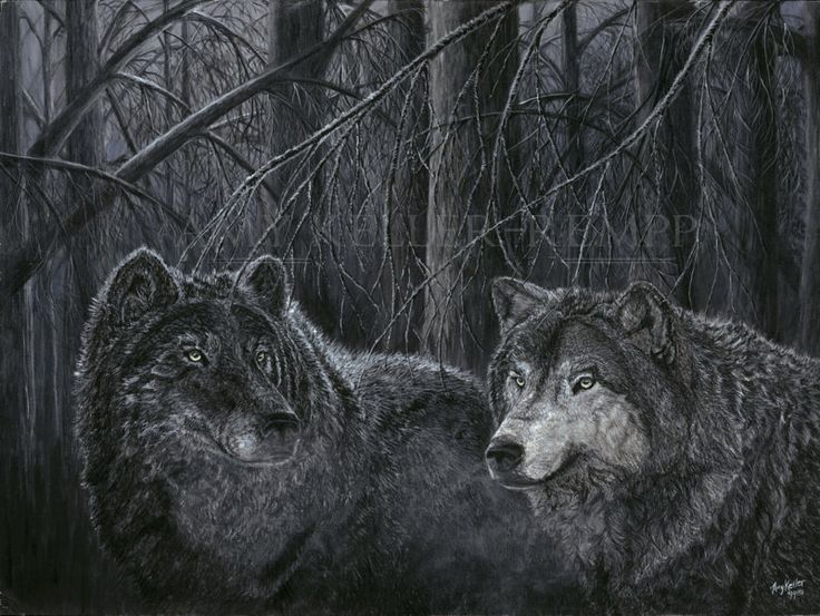 """Realism by Amy Keller-Rempp Art. """"Ice Storm"""", 16"""" by 24"""", acrylic on wood. Painting what was inspired by the ice storm that really affected Ontario and Quebec in 1998. This is one of the paintings that was critiqued by Robert Bateman when Amy was 18 years old. She completed that painting when she was 16, and Robert thought that painting had been painting by someone in his or her mid thirties. Original sold, very popular in giclee print and fine art card."""