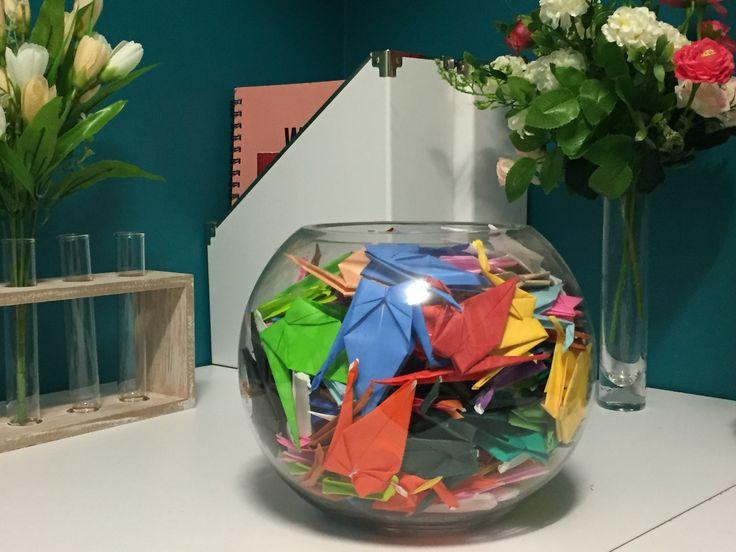 DIY: Origami Bowl