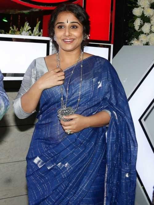 View Bollywood Actress Vidya Balan Picture