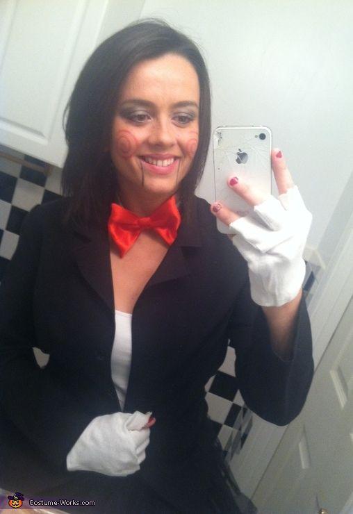 Jigsaw - 2012 Halloween Costume Contest