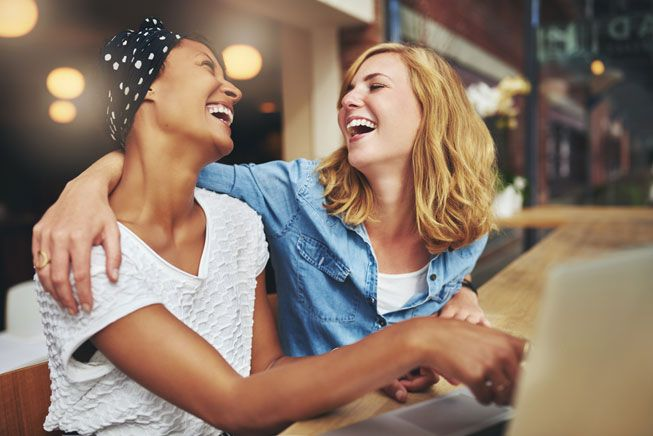 What is laughter therapy?  Feeling bad? Take two belly-laughs and call me in the morning. Numerous studies have shown laughter has positive quantifiable health benefits.