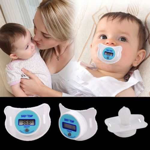 Digital Mouth Thermometer
