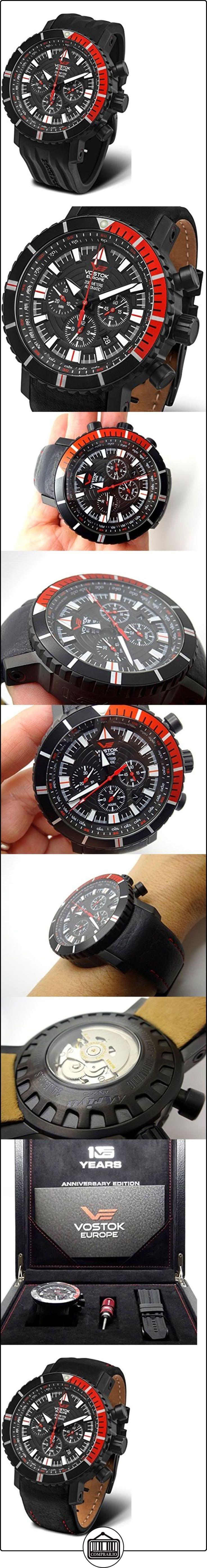 Vostok Europe Mriya 5554238 Reloj para caballero automático 2  ✿ Relojes para hombre - (Lujo) ✿