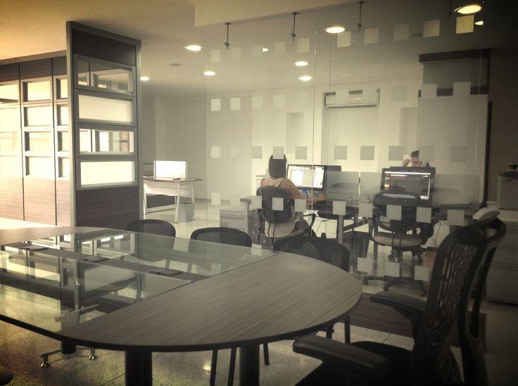 Nuestras Oficinas administrativas.