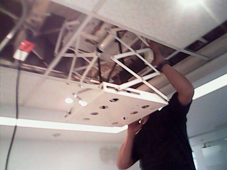 Tomar medidas al instalar ascensor en techo