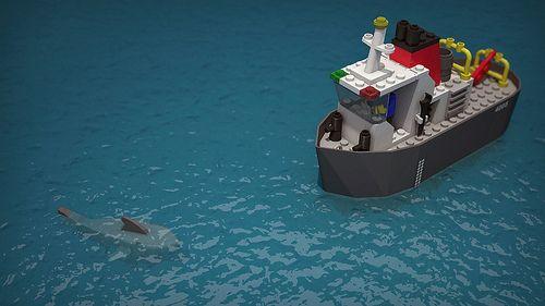 Tug Boat 4005