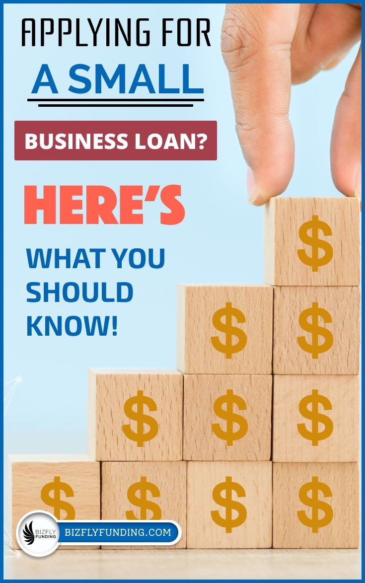 Applying For A Small Business Loan In 2020 Business Loans Small Business Loans Positive Words Quotes