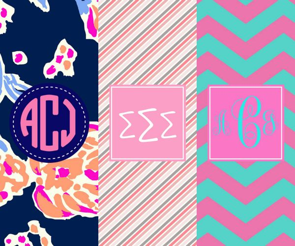 College is Love: Why I Love Monogram App!