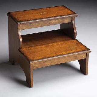 This step stool is crafted from selected hardwood solids and choice cherryu2026 & 29 best A STEP UP.........Bed Steps images on Pinterest ... islam-shia.org