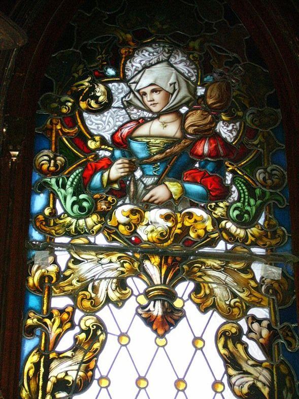 Средневековое искусство и готический орнамент Средневековое искусство и готический орнамент #116