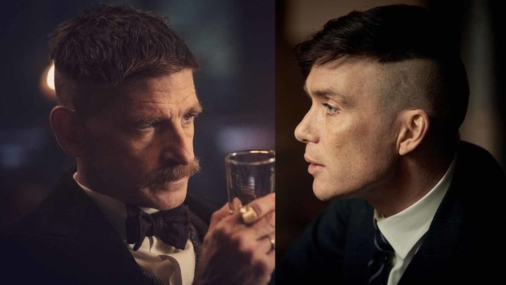 How to get the Peaky Blinders haircut (With images ...