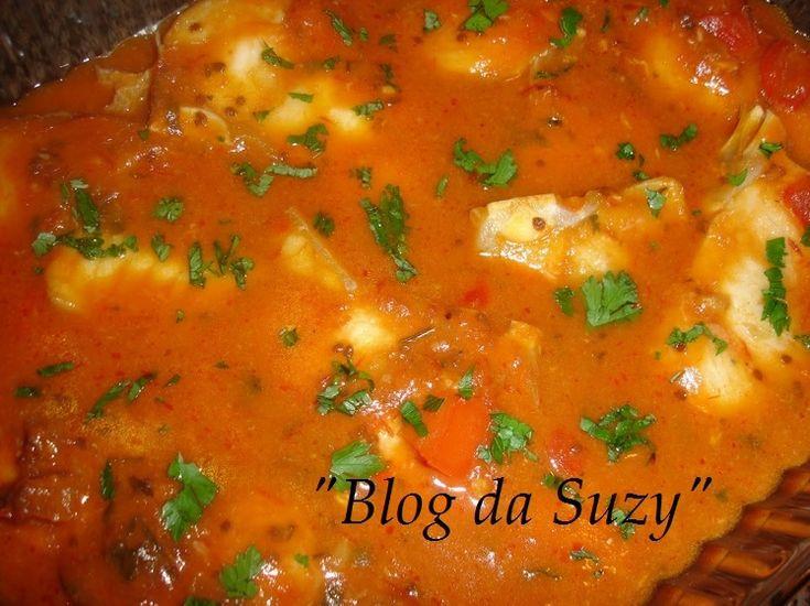 Blog da Suzy : Cação ao Molho (Fácil)