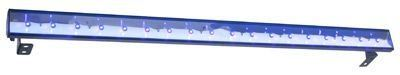 American Dj Supply Eco Uv Bar Led Bright Led Powered Blacklight 18X1 Watt by American DJ. $149.99. Eco uv bar bright, high output ultraviolet bar (blacklight) with 18x 1-watt uv leds