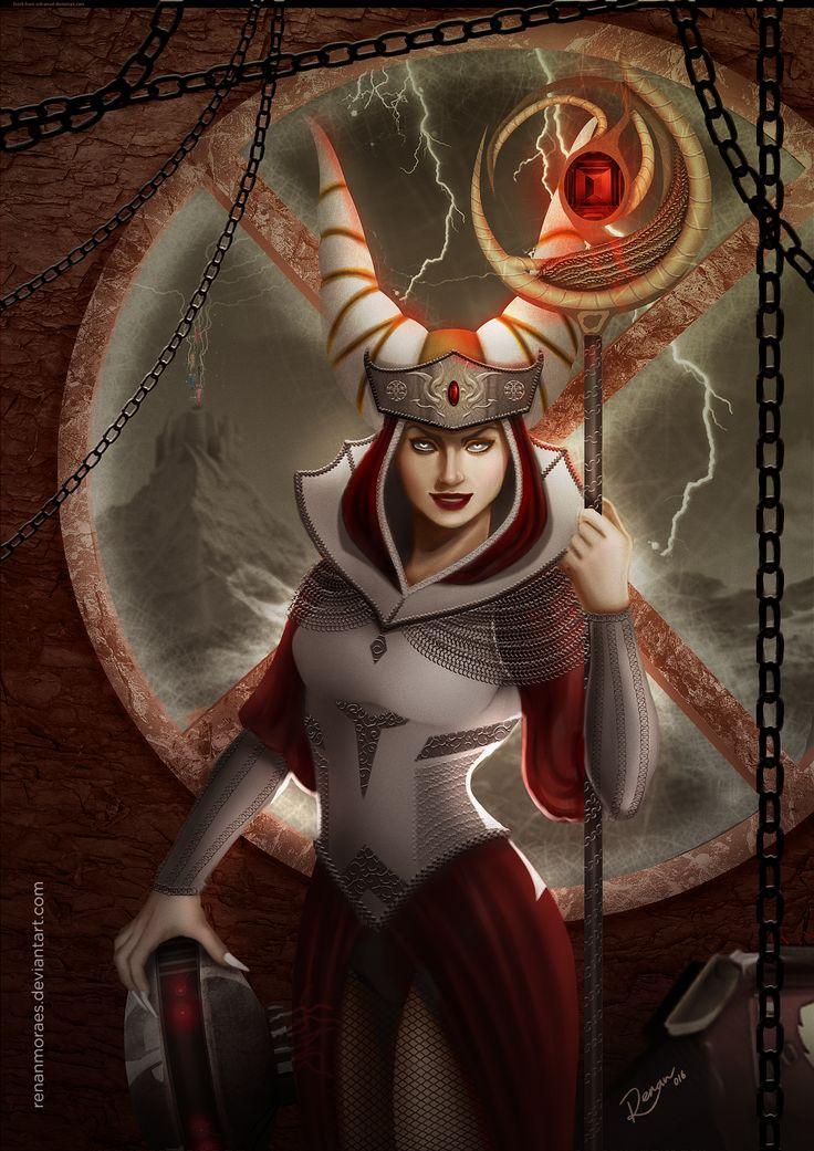 Rita Repulsa (Mighty Morphin Power Rangers)