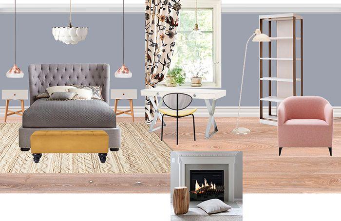 Проект интерьера квартиры в поселке Кембридж | Enjoy Home