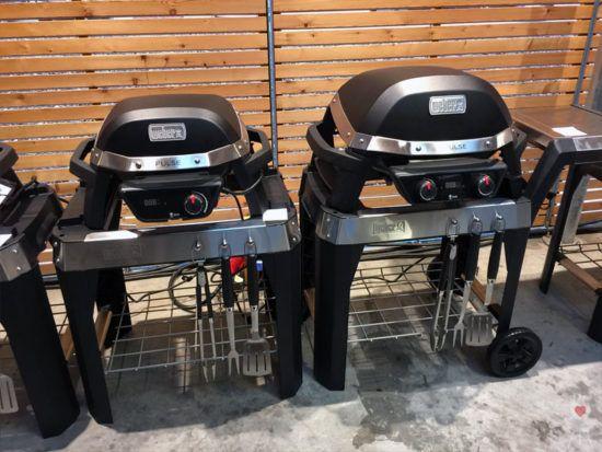 weber pulse 1000 und weber pulse 2000 grills grilling. Black Bedroom Furniture Sets. Home Design Ideas