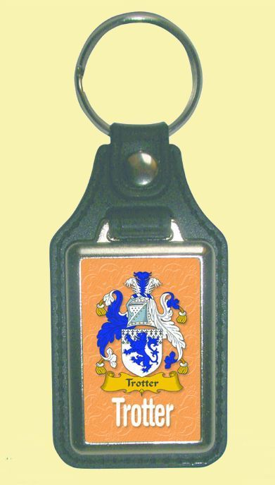 For Everything Genealogy - Trotter Coat of Arms English Family Name Leather Key Ring Set of 2, $24.00 (http://www.foreverythinggenealogy.com.au/trotter-coat-of-arms-english-family-name-leather-key-ring-set-of-2/)
