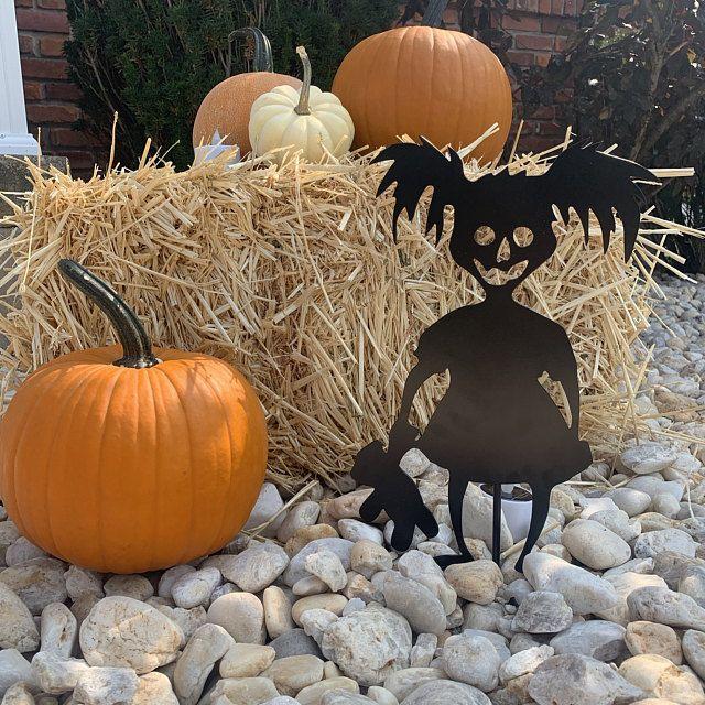 45++ Halloween metal yard art trends