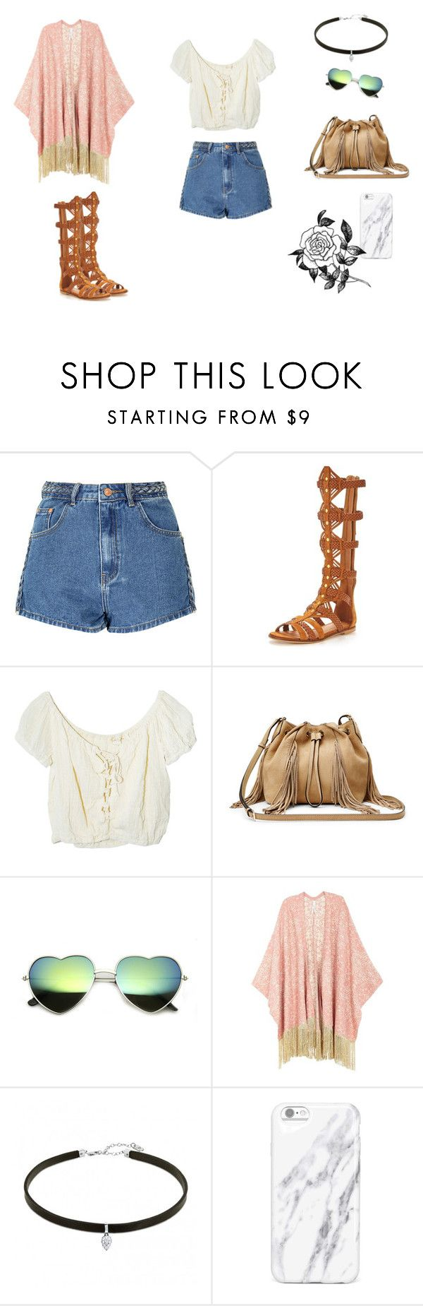 """""""Hippie Chic"""" by mmonstter ❤ liked on Polyvore featuring Glamorous, KG Kurt Geiger, Jens Pirate Booty, Diane Von Furstenberg, Melissa McCarthy Seven7, Forever 21 and plus size clothing"""