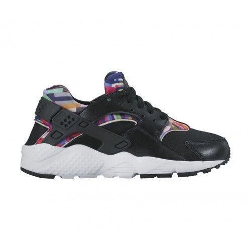 Nike Huarache Run Print (GS) Genç Kız Çocuk Spor Ayakkabı