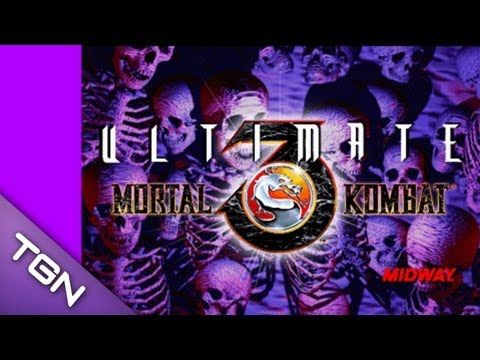 Arcade Longplay Ultimate Mortal Kombat 3 - Supreme Demonstration