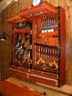 1000+ images about Tool Chest/Cabinet (H.O. Studley) Ideas