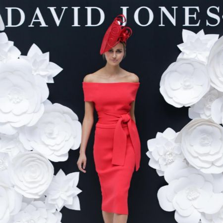 David Jones is the home of Spring Racing fashion.