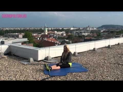 Cosmo Bikini Boot Camp - Feszes comb, vádli & popsi - YouTube