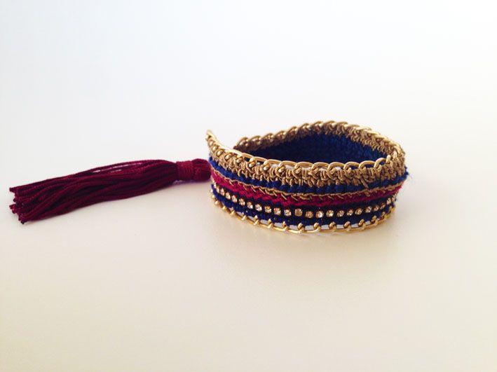 Boho-chic Lifelikes bracelets