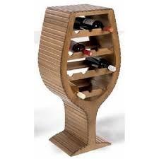 muebles para vinos y copas minimalistas - Buscar con Google